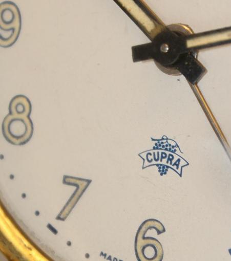 Cupra detail