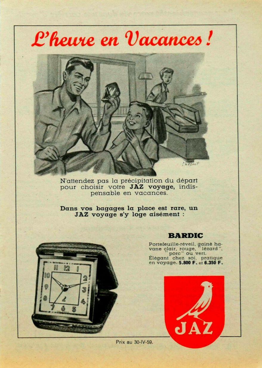 BARDIC 1959 Chesnot