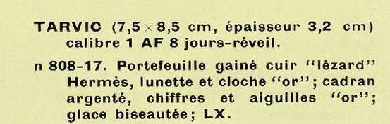 catalogue 1958-59 extrait page 3