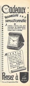 tarvic septembre 1956