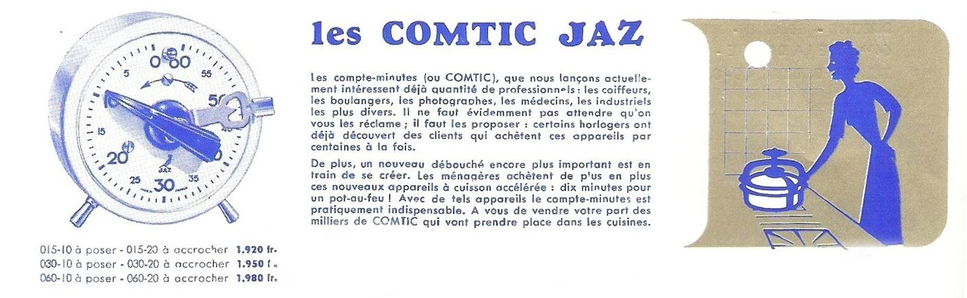 comtic Jazette Déc 1951 page 2