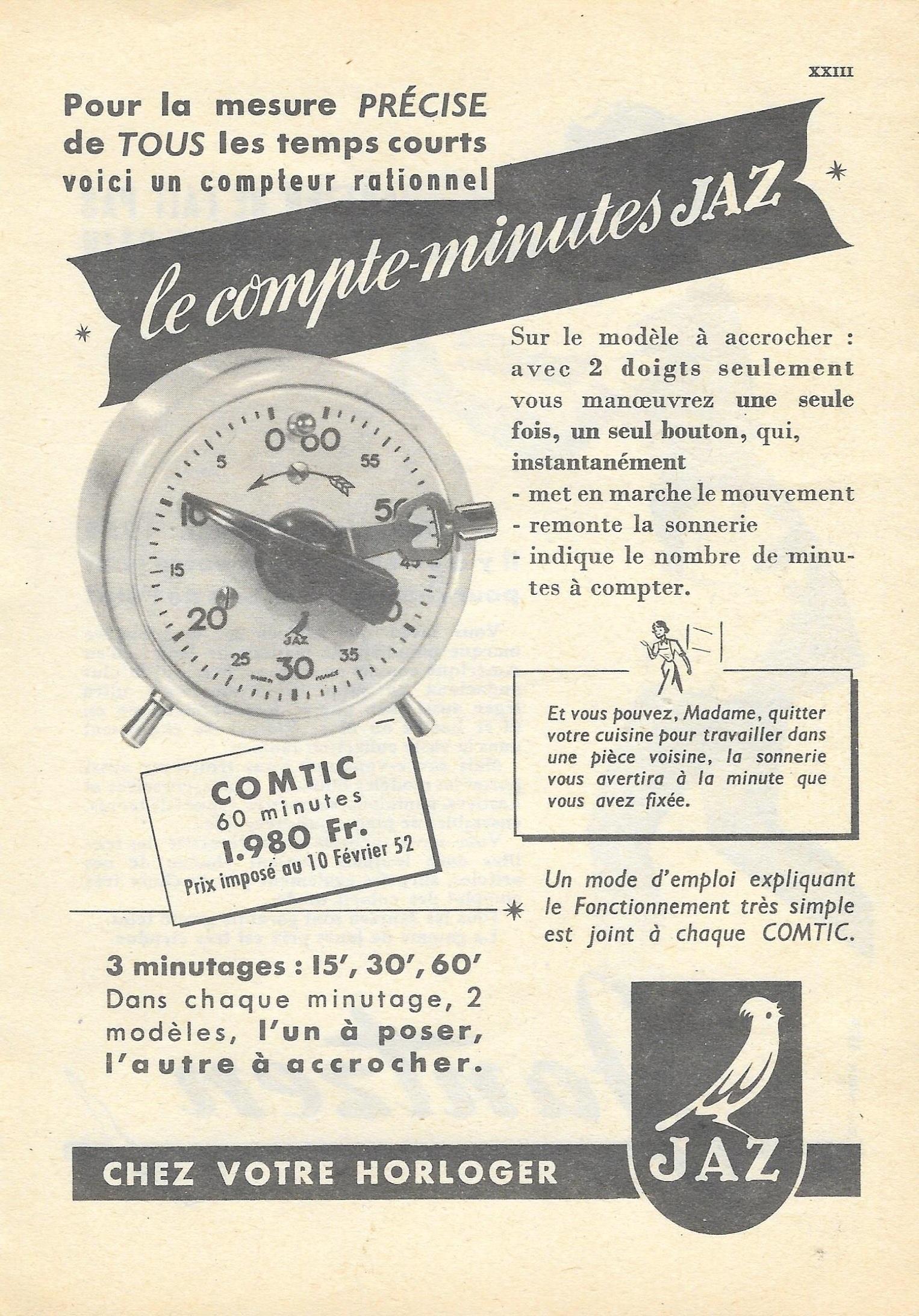 comtic pub 1952