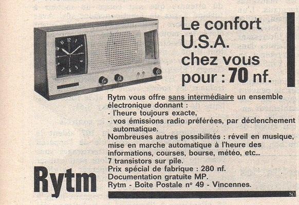 Mécanique populaire n 193 juin 1962