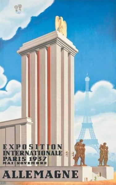 Pavillon nazi 1937