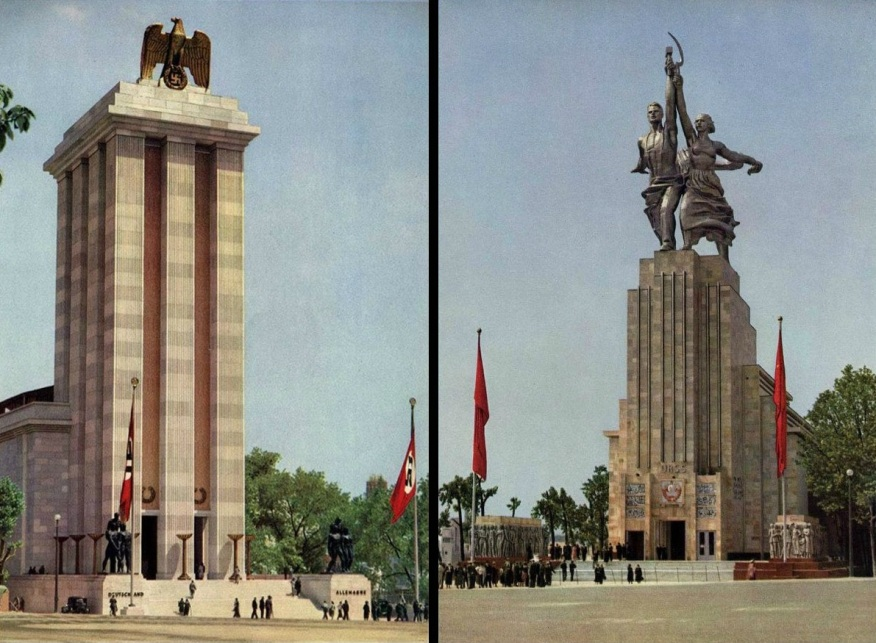 pavillons 1937