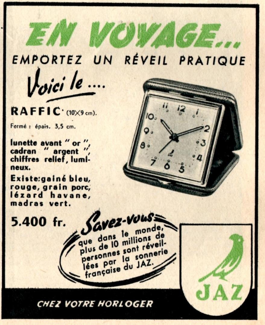 Raffic pub 1954