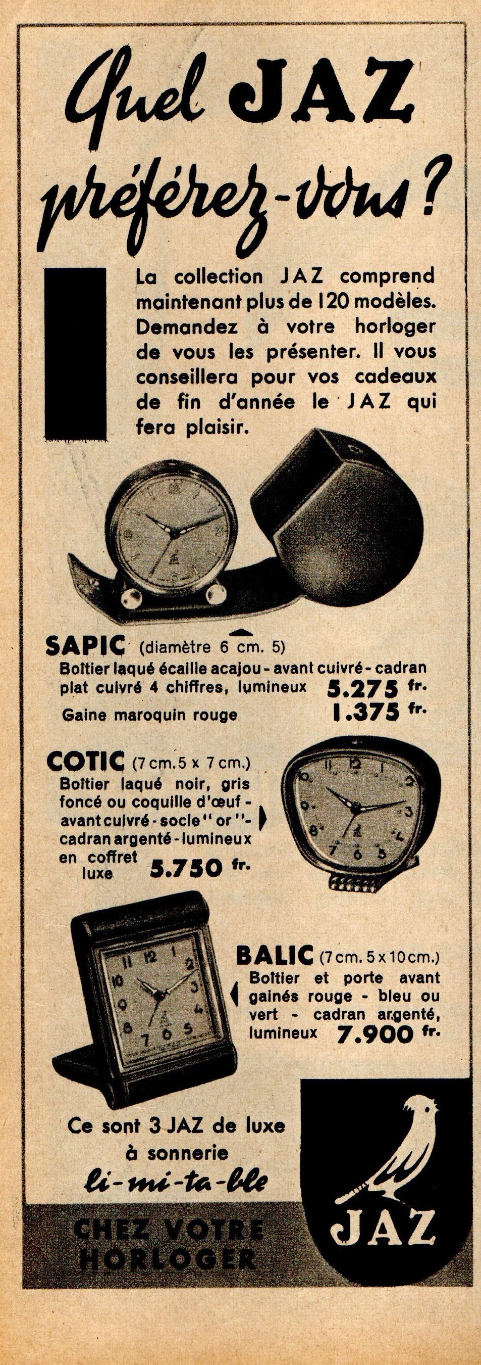 sapic cotic balic pub 1957