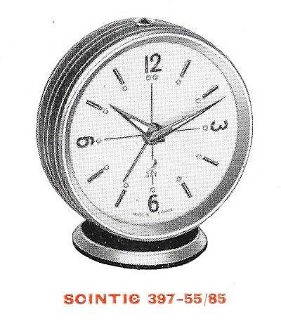 scintic 397- 55 et 85