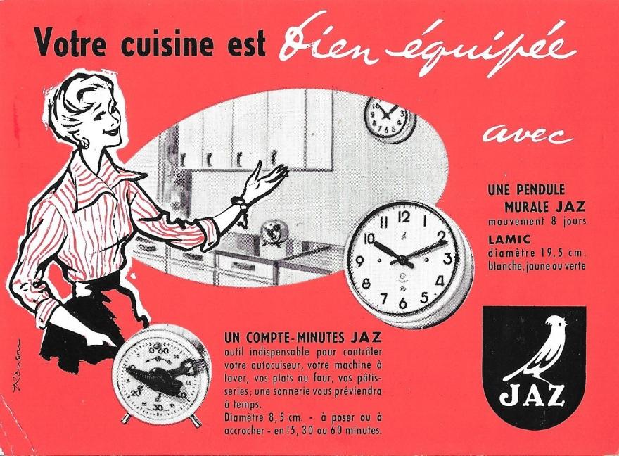 avis passage 1958