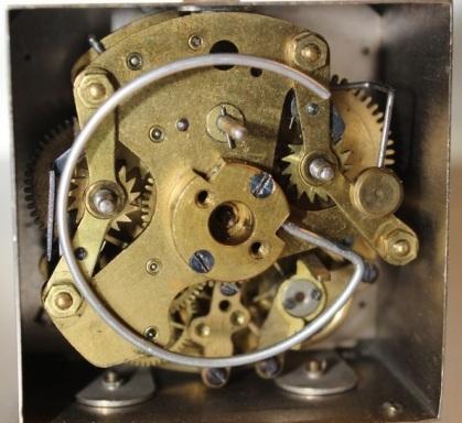 cubic gong sur calibre