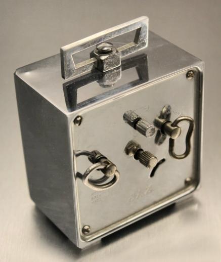 cubic n°308 de 1935 dessus