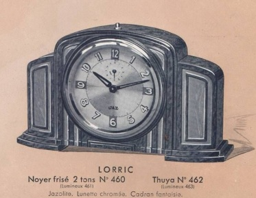 lorric catalogue 1937