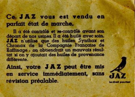 noticejazpastic1951