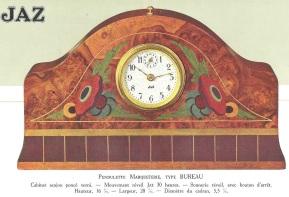 pendulette-bureau