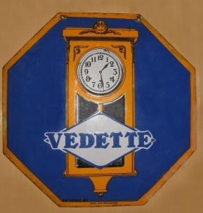 4 Vedette plaque