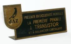 étiquette transistor