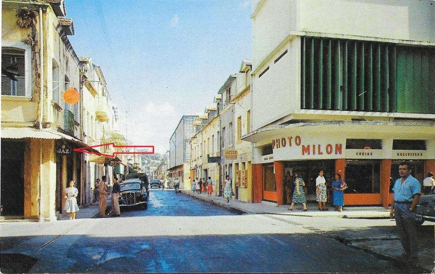 carte-postale-fort-de-france