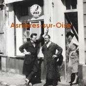 CP anières sur Oise