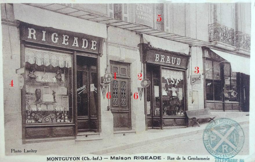 CP Montguyon 1936