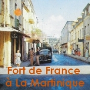 fort de france à la martinique