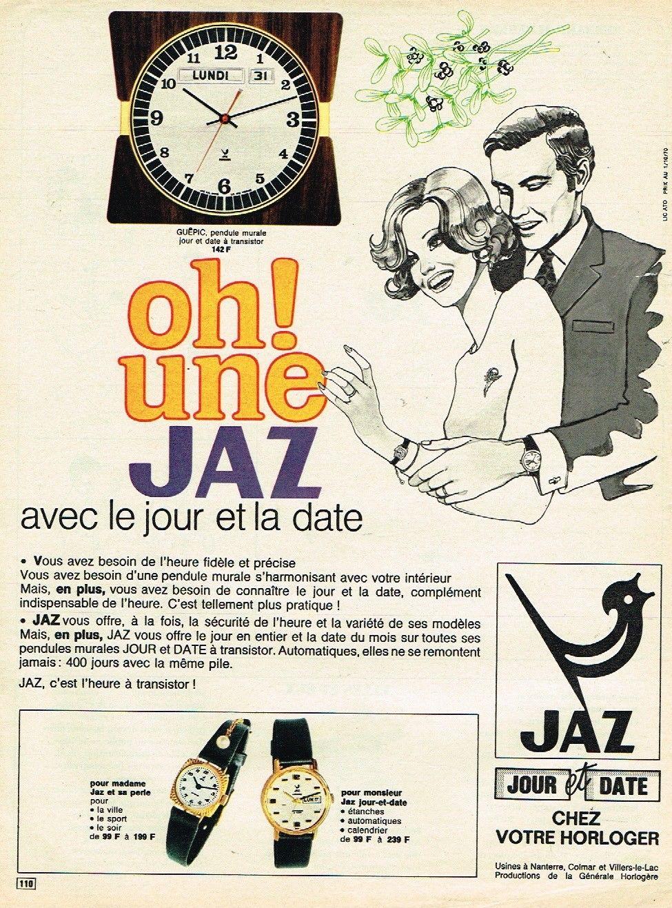 guepic pub couleurs 1970