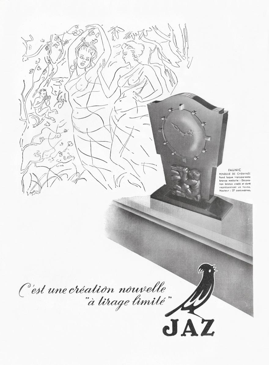 pub-faunic-38-x28-plaisir-de-france-1950