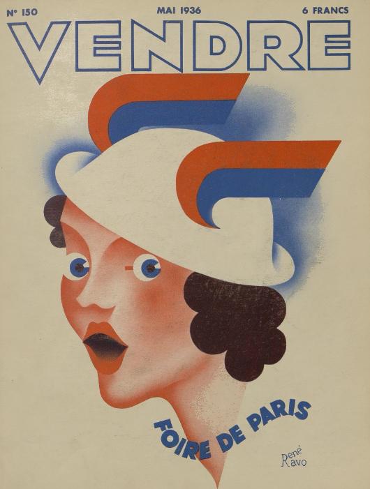 Ravo René revue Vendre Mai 1936 n°150