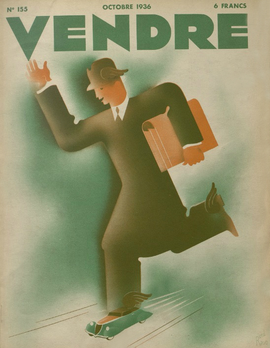 Ravo René revue Vendre Octobre 1936 n)155