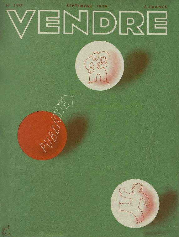René Ravo Septembre 1939 Vendre n°190