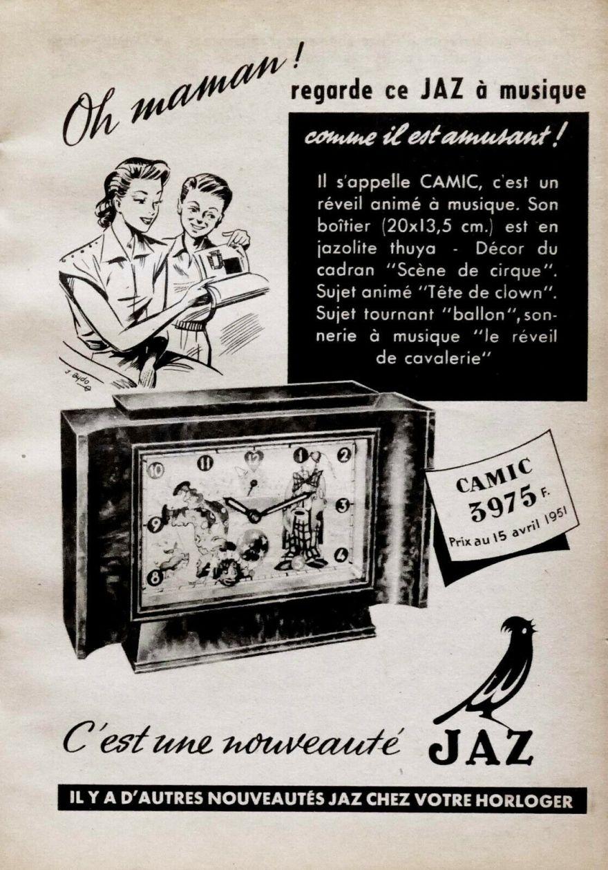 Camic 1951