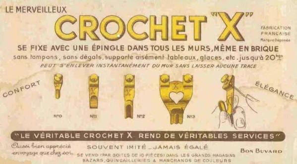 Crochet X pub