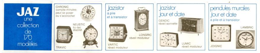 notice jaz 1974 verso