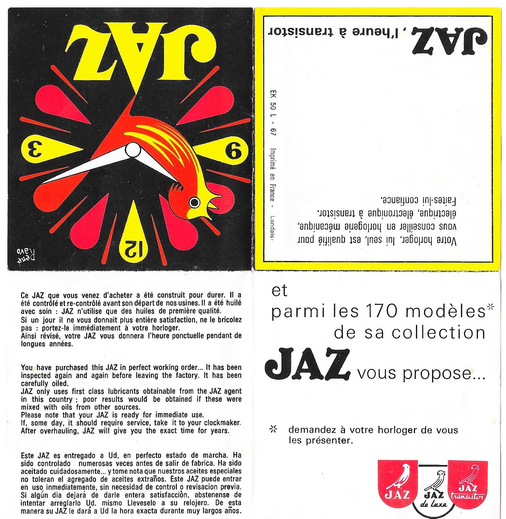 prospectus Dubric 20002