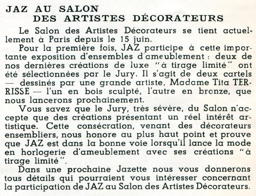 Tita terrisse Jazette_1948_Juin_page_03 extrait