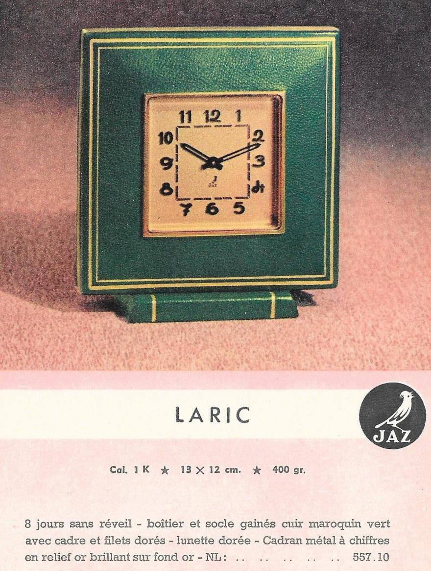 laric vert