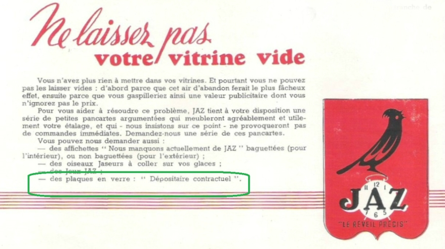 miroir Jazette n°2 Août 1943 page 4