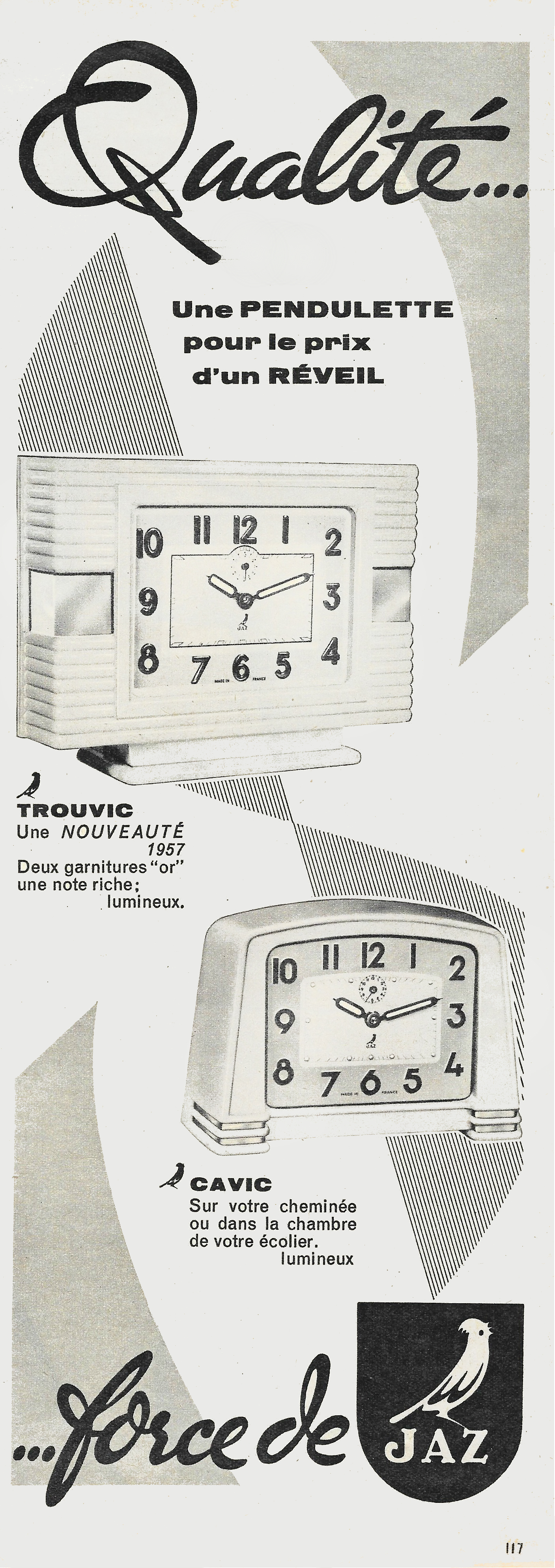 trouvic cavic pub 1957