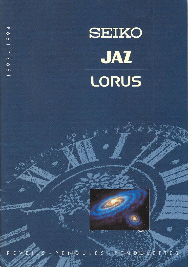 cat.Jaz 1993 94 page 0