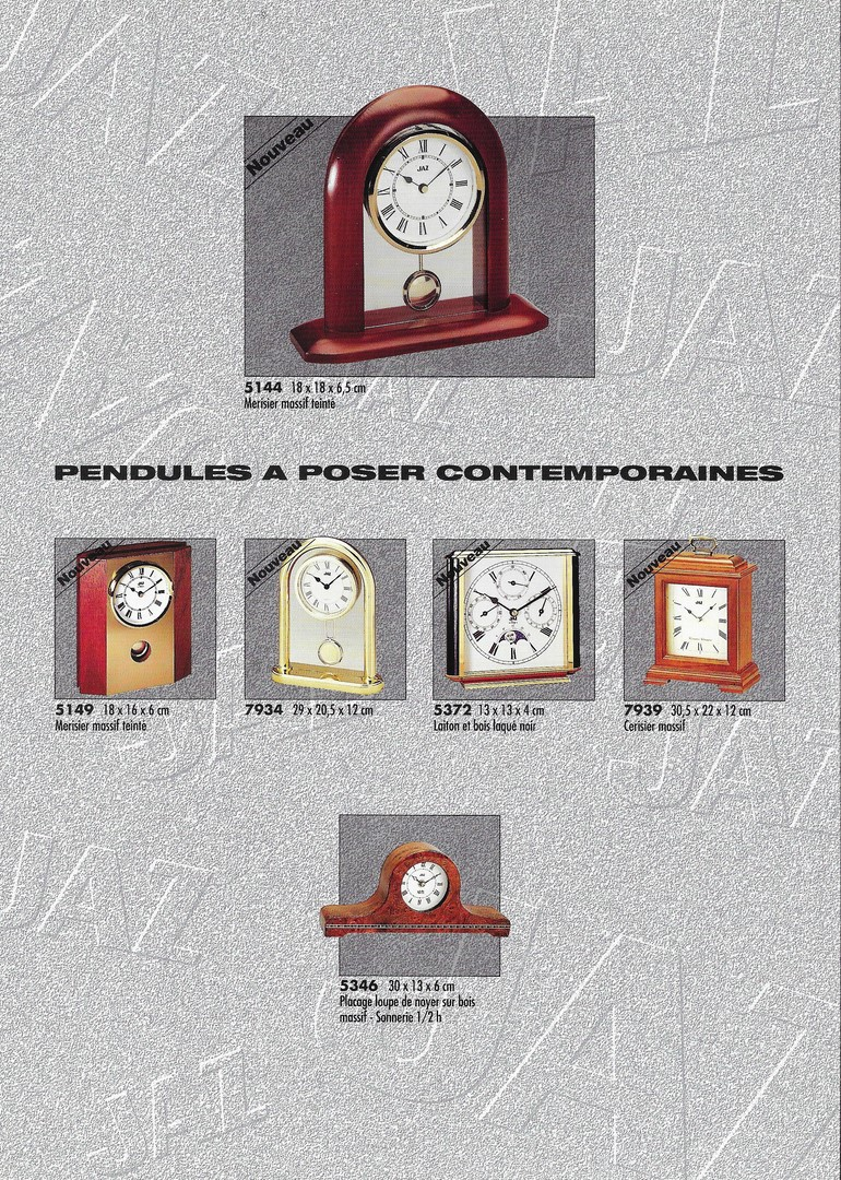 catalogue 1992 pend. à poser 2