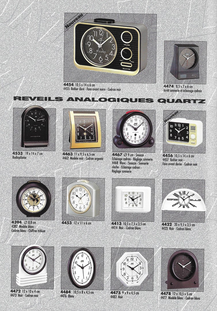 catalogue 1992 quartz 2