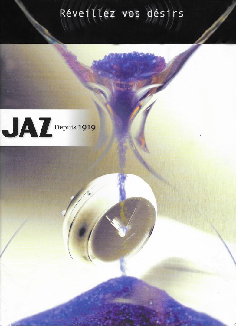 catalogue Jaz 2000 page 0