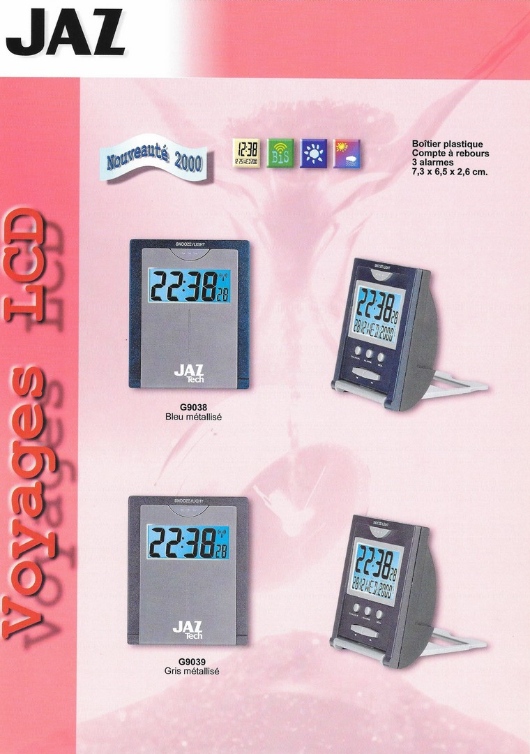 catalogue Jaz 2000 page 13