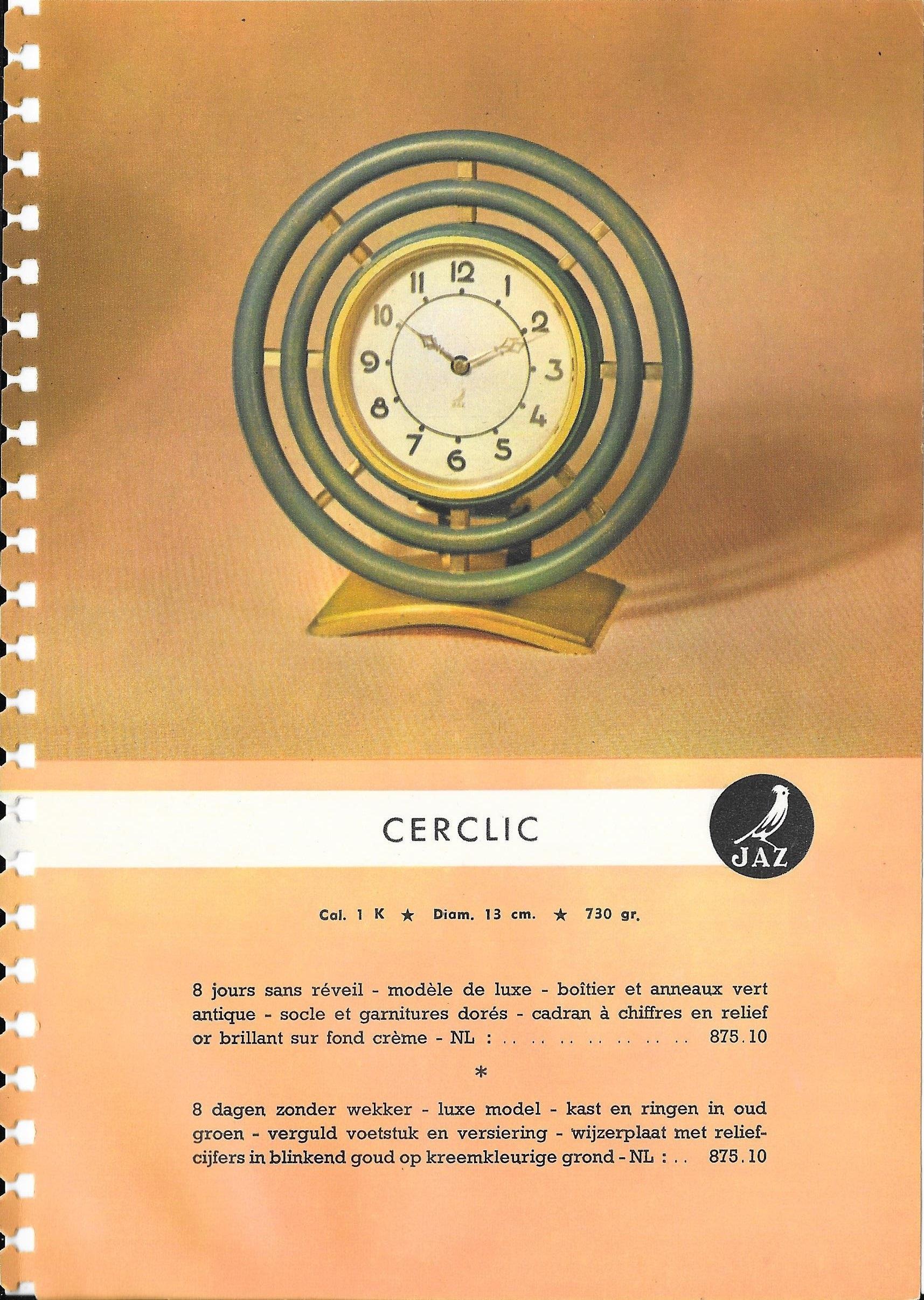 cerclic belge