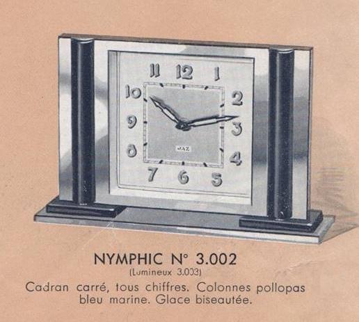 nymphic 3002 1937