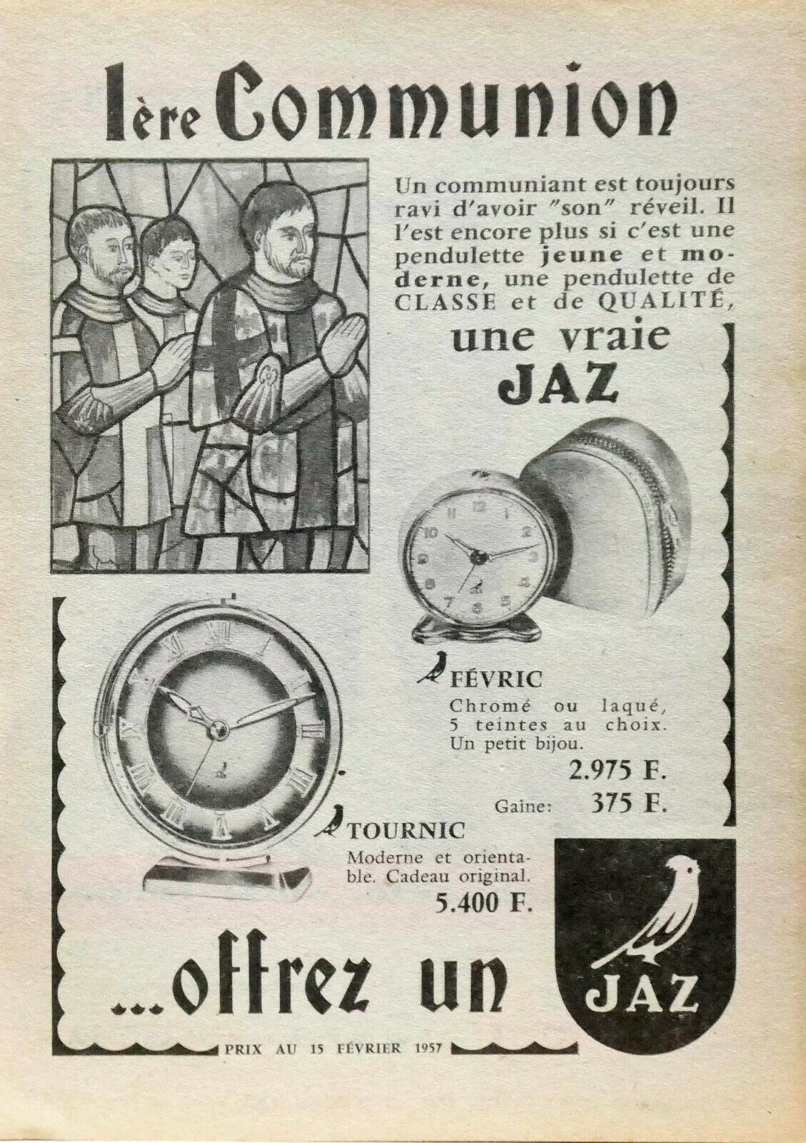 tournic et févric 1957