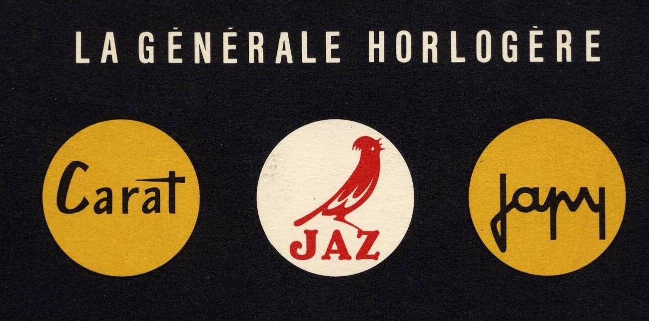 carat jaz japy fin catal. 1958-59