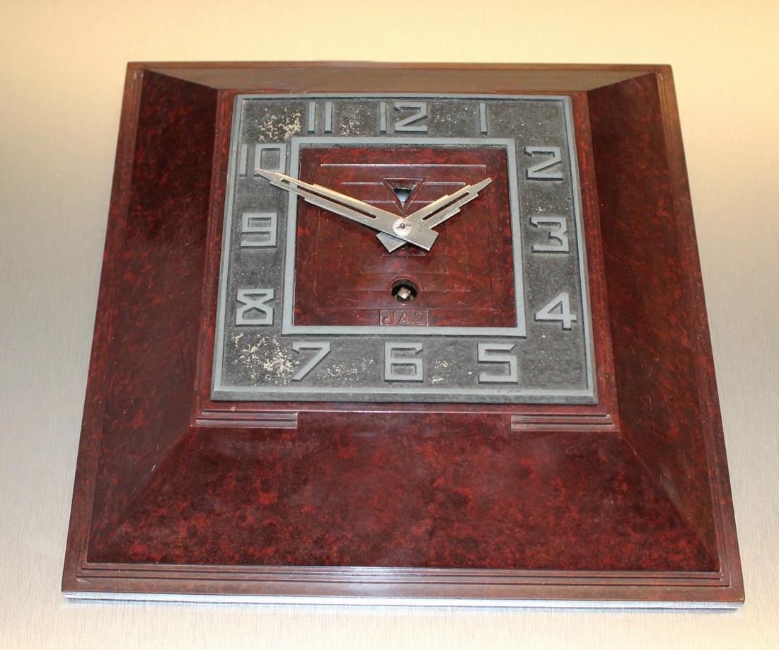 horloge baklite