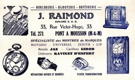 buvard raymond
