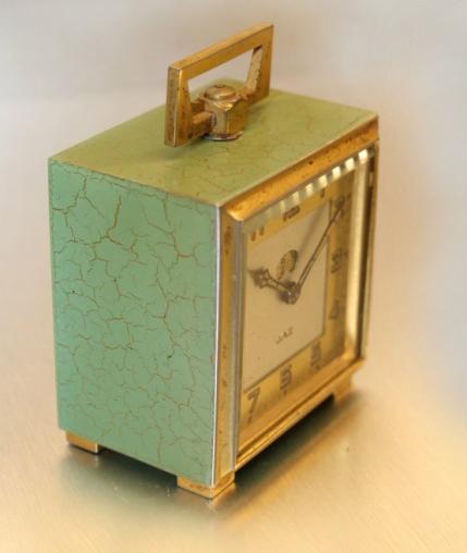 cubic vert gauche