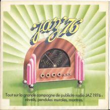 Jaz disque souple 1976